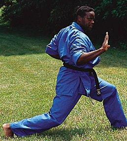 6oz. Blue Student Karate Uniform